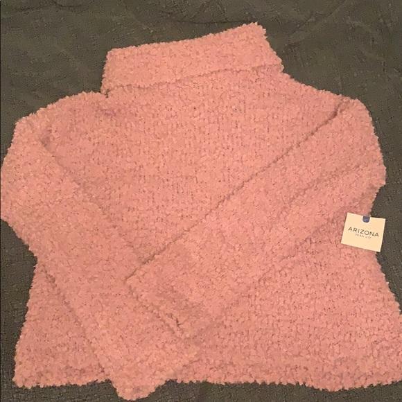 Arizona Jean Company Sweaters - Pink Arizona Sweater. Juniors!